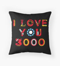 I Love You 3000 v2 Floor Pillow