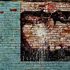 Brickwall by Peter Simpson