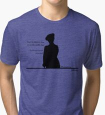 Don't Be Defeatist Tri-blend T-Shirt