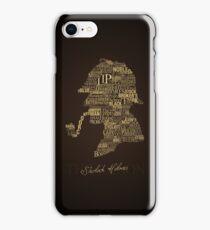 Sherlock Holmes The Canon iPhone Case/Skin