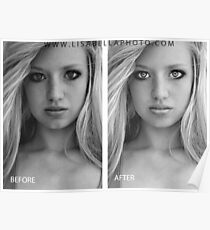 BEFORE/AFTER Poster