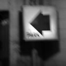 Night Motion III: Parking That Way by Victoria DeMore