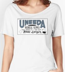Uneeda Medical Supply (Return of the Living Dead) Women's Relaxed Fit T-Shirt