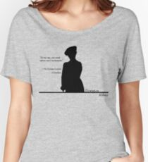 Ration Excitement Women's Relaxed Fit T-Shirt