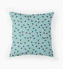 Penguins! Throw Pillow