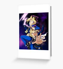 Yu-Gi-Oh! mind crush Greeting Card