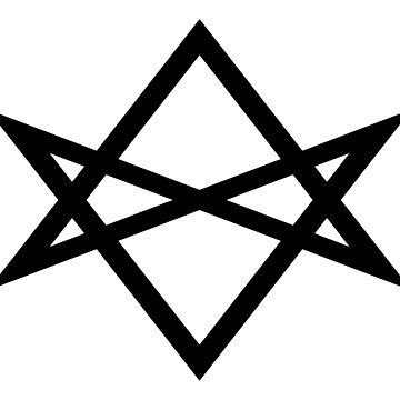 #Unicursal #Hexagram - #SixPointed #Star  by znamenski