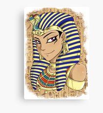 Pharaoh Atem Yu-Gi-Oh! Canvas Print