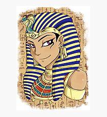Pharaoh Atem Yu-Gi-Oh! Photographic Print