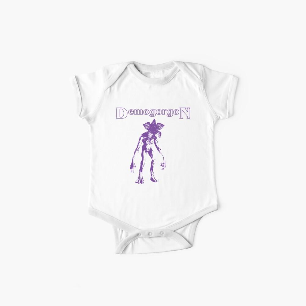 demogorgon Body para bebé