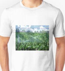 Green, Corn Fed Country, Caldwell, Idaho T-Shirt