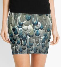 Tear Drops Mini Skirt