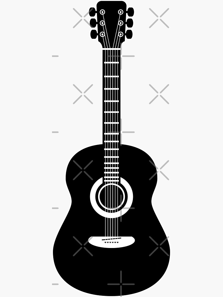 Acoustic Guitar by THPStock