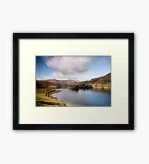 Rydal Water Framed Print