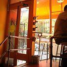 restaurant spoons and  forks on south st-philadelphia by Deweyreg