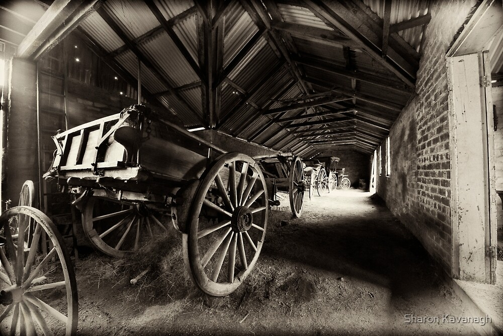 Your Carriage Awaits You_Junee by Sharon Kavanagh