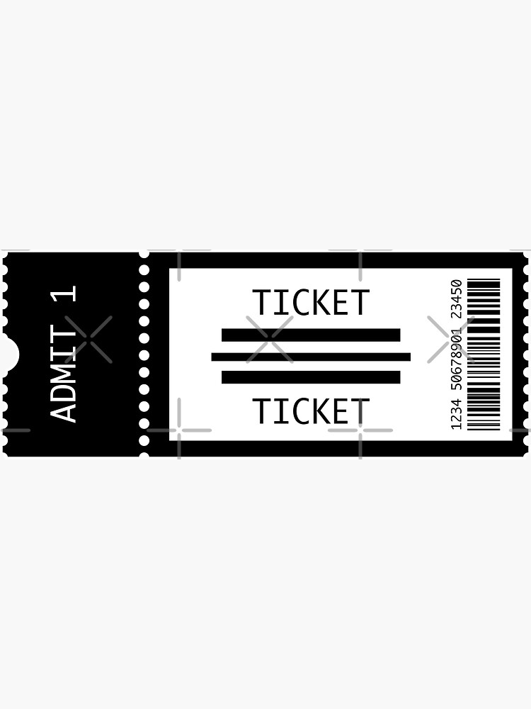 Concert Tickets by THPStock