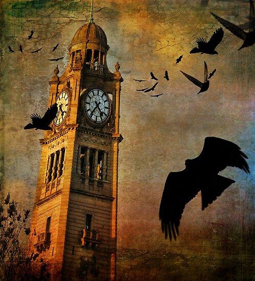 the clocktower by carol brandt