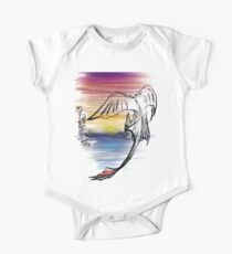Toothless Sunset Kids Clothes