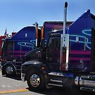 Big Rigs of Supercars by bygeorge