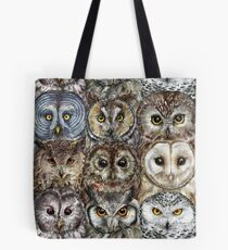 Owl Optics Tote Bag