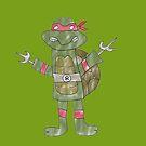 Raphael by Nick Nygard