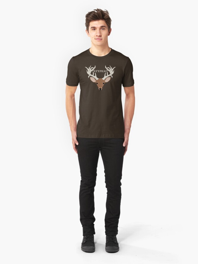 Alternate view of Atypical Slim Fit T-Shirt