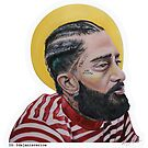 Nipsey Hussle Sticker by DaJaniereRice