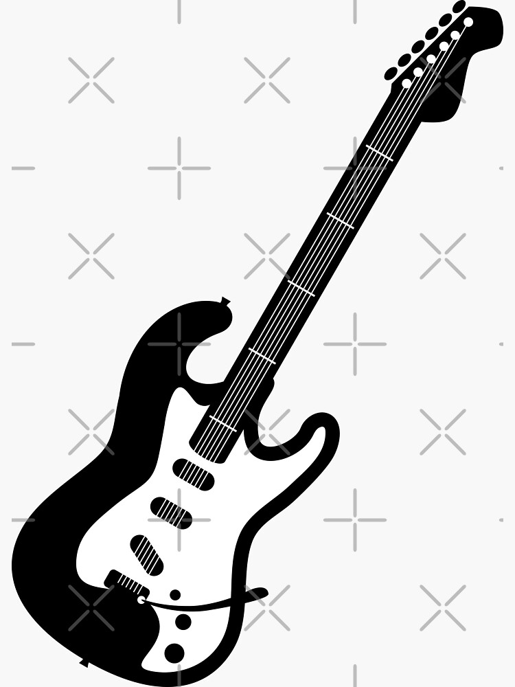 Electric Guitar by THPStock