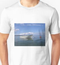Floating In Blue & White Unisex T-Shirt