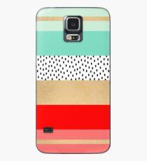 Sommer frisch Hülle & Klebefolie für Samsung Galaxy