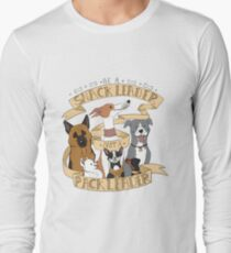 Be A Snack Leader Not a Pack Leader Long Sleeve T-Shirt