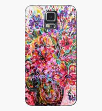 Floral Treasures Case/Skin for Samsung Galaxy
