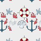 Marine symbols by miroshina