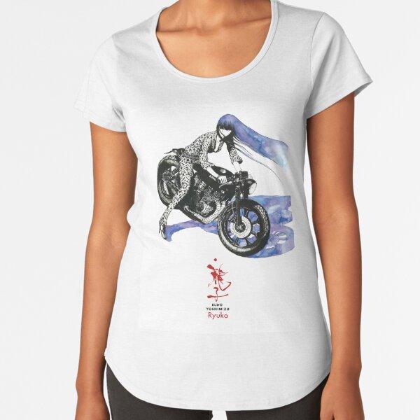 Ryuko Eldo Yoshimizu 04 Premium Scoop T-Shirt