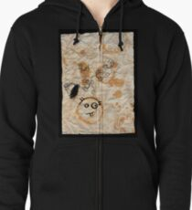 DNA: Off The Top Of My Head Zipped Hoodie
