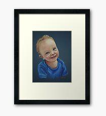 """In Memory of Blake"" Framed Print"