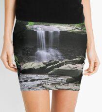 Blue Hen falls Mini Skirt