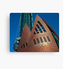 Bell Tower, Perth, Western Australia Canvas Print