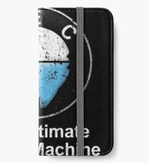 The Ultimate Flying Machine iPhone Wallet/Case/Skin