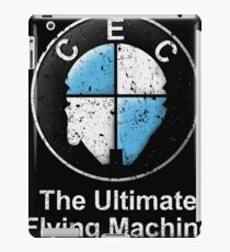 The Ultimate Flying Machine iPad Case/Skin