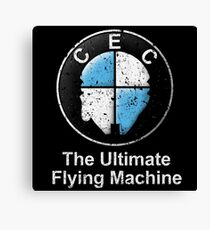 The Ultimate Flying Machine Canvas Print