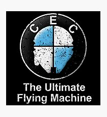 The Ultimate Flying Machine Photographic Print