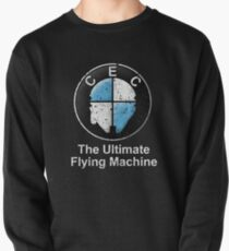 The Ultimate Flying Machine Pullover Sweatshirt