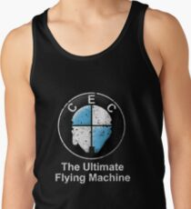 The Ultimate Flying Machine Tank Top