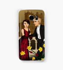 Downton Nouveau Samsung Galaxy Case/Skin