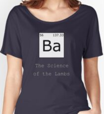 The Science of the Lambs Women's Relaxed Fit T-Shirt