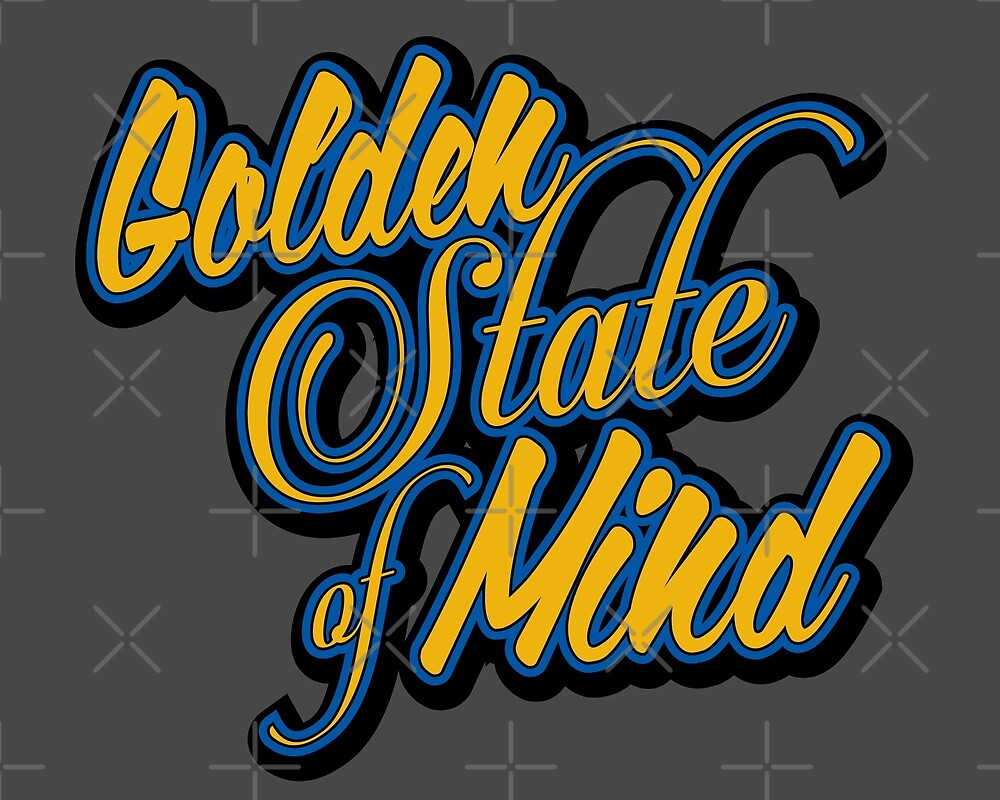 Golden State of Mind Script by themarvdesigns