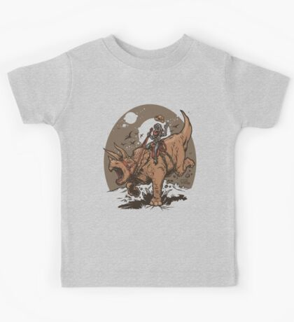 Triceratops CowBot Kids Clothes