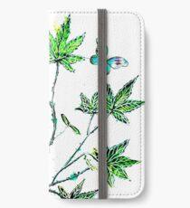 Maple Leaf Dance iPhone Wallet/Case/Skin